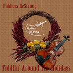 Fiddlin' Around the Holidays CD cover